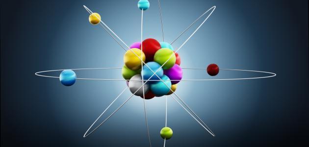 مراحل اكتشاف الذرة