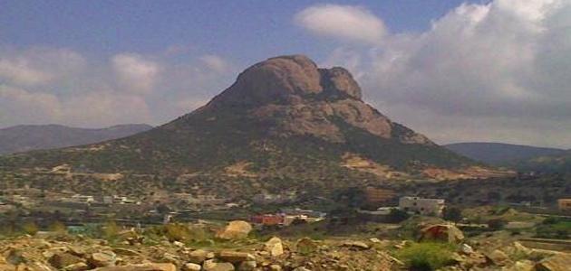 أين يقع جبل الجن موقع مصادر