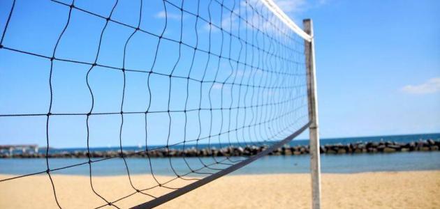 كم طول شبكة كرة الطائرة موقع مصادر