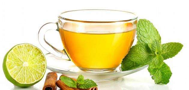 فوائد الشاي الأخضر مع الليمون - موقع مصادر