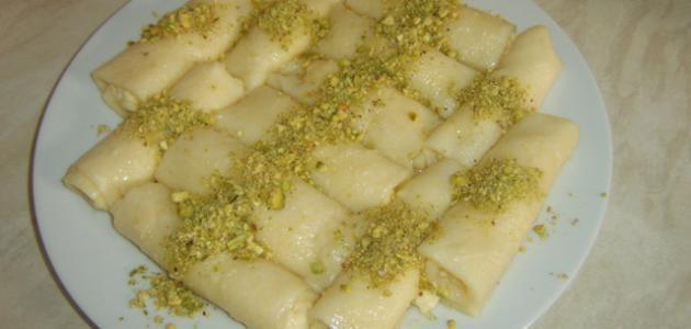 طريقة تحضير حلاوة الجبن السورية