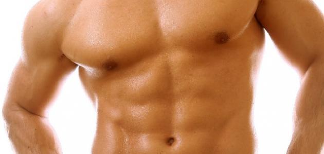 تمارين تقسيم عضلات البطن موقع مصادر