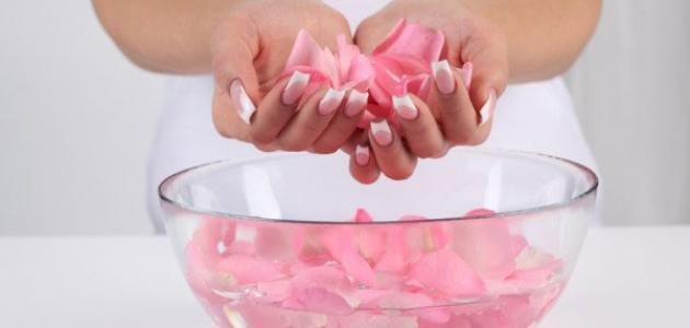 شرب ماء الورد للحامل موقع مصادر