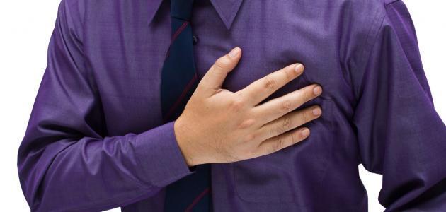 ما هي أسباب نغزات القلب موقع مصادر