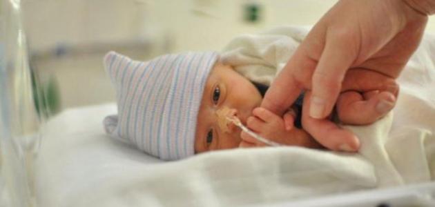 صغر حجم الجنين في الشهر التاسع موقع مصادر