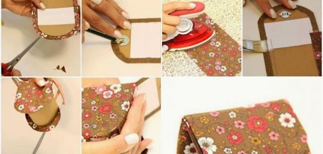 كيف تصنع أشغال يدوية
