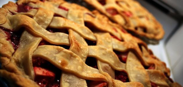 كيفية إعداد فطيرة التفاح