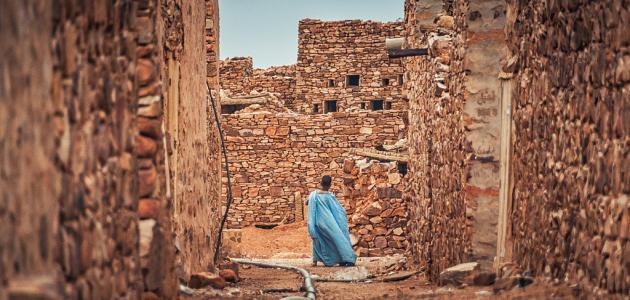 أين تقع موريتانيا موقع مصادر