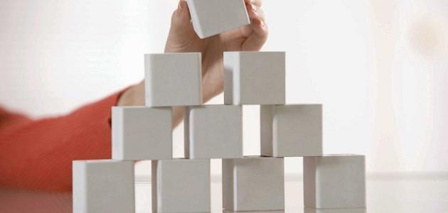 أنواع الهياكل التنظيمية