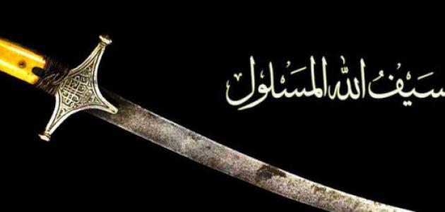 من هو سيف الله المسلول
