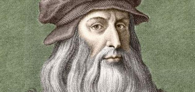 أهم أعمال ليوناردو دافنشي