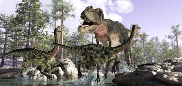 عصر الديناصورات موقع مصادر