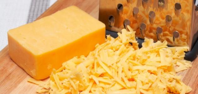 طريقة عمل الجبنة الشيدر موقع مصادر