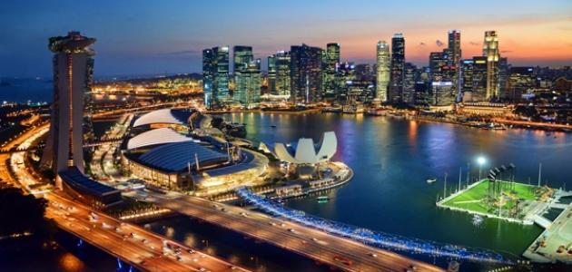 الهجرة إلى سنغافورة موقع مصادر