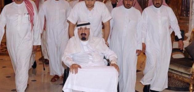 كم عدد أولاد الملك عبد الله بن عبد العزيز موقع مصادر