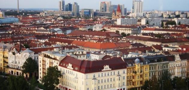 ما هي عاصمة النمسا موقع مصادر