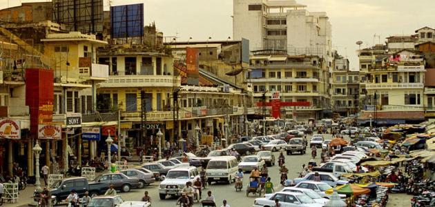 أين تقع كمبوديا موقع مصادر
