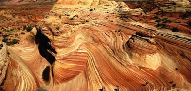 أشكال سطح الأرض موقع مصادر