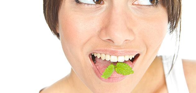 علاج رائحة الفم نهائياً