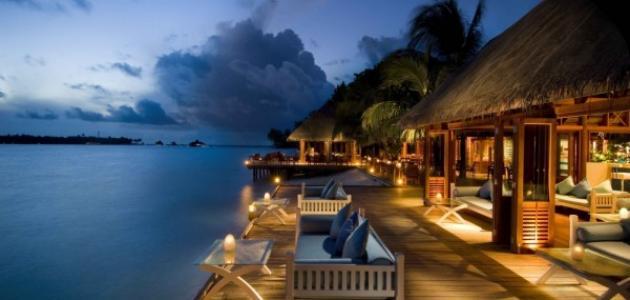 موضوع عن جزر المالديف موقع مصادر