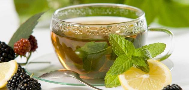 فوائد شرب الشاي الأخضر قبل النوم موقع مصادر