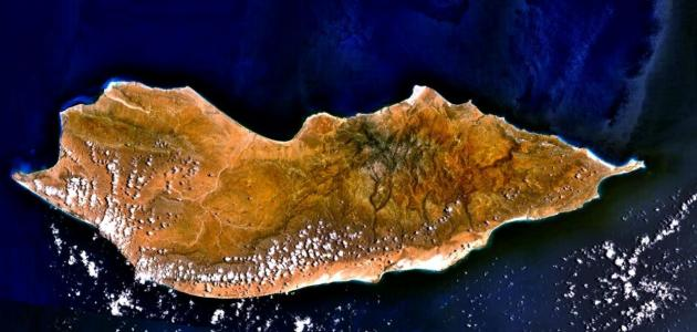 جزيرة سقطرى الصومالية موقع مصادر