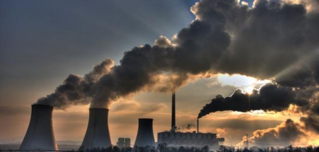 بحث عن التلوث البيئي وأضراره موقع مصادر