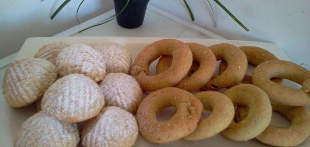 طريقة عمل أقراص العيد الأردنية