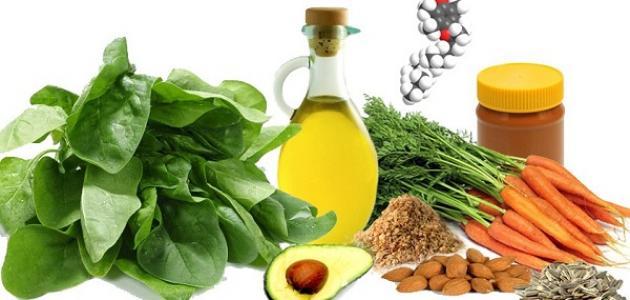 مصادر فيتامين د الغذائية