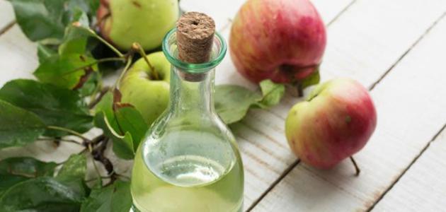خل التفاح لعلاج دوالي الخصية