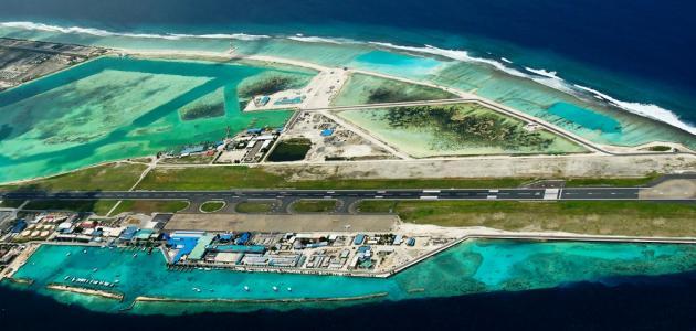 اسم مطار جزر المالديف موقع مصادر