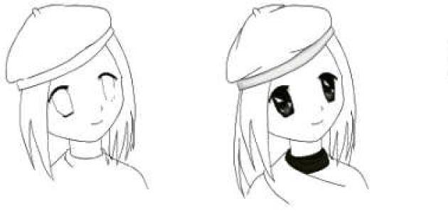 تعليم رسم الكرتون