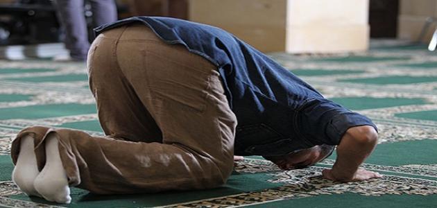 تعريف أركان الصلاة