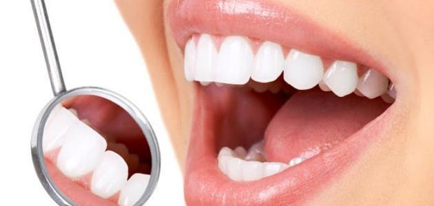 طرق العناية بالأسنان