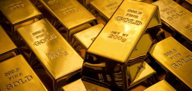 ماذا كان يطلق العرب على الذهب موقع مصادر