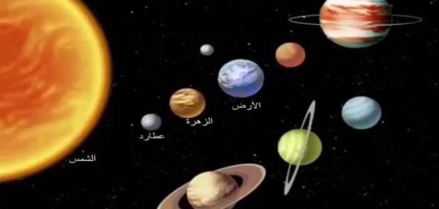 مفاهيم أولية في علم الفلك موقع مصادر