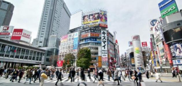 أين تقع طوكيو موقع مصادر