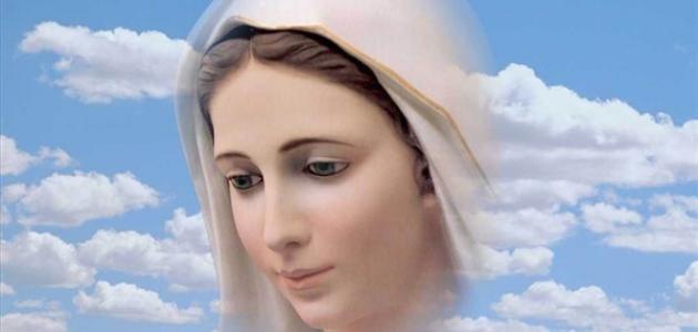 كيف حملت مريم العذراء