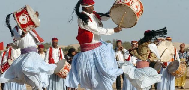 مدينة دوز في تونس