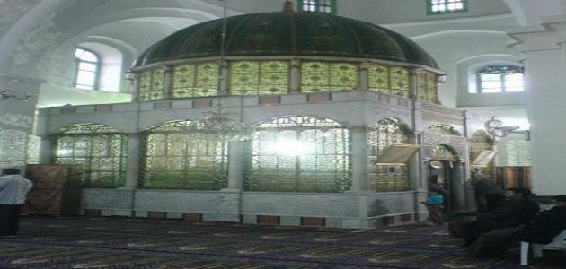 أين قبر خالد بن الوليد
