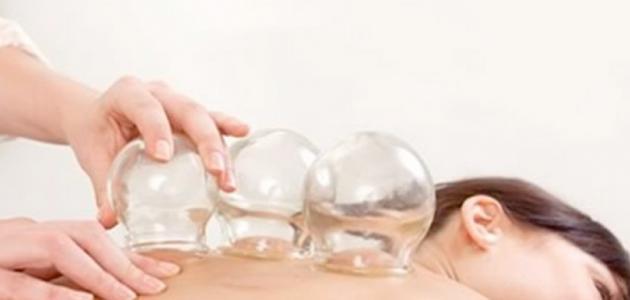 فوائد كاسات الهواء للحامل