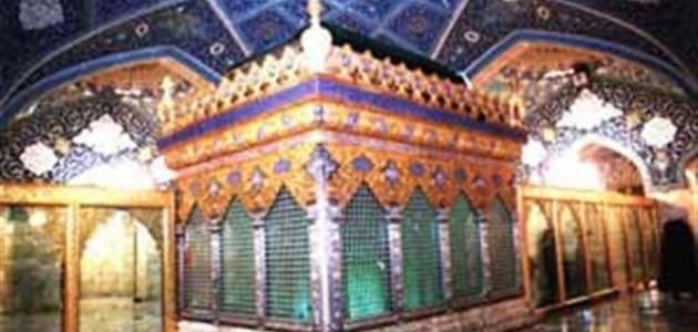 أين يوجد قبر سيدنا علي بن أبي طالب