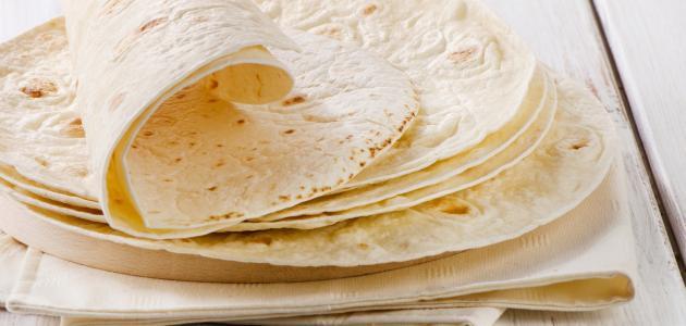 طريقة خبز التورتيلا موقع مصادر