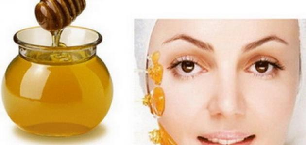 فوائد العسل للبشرة الوجه