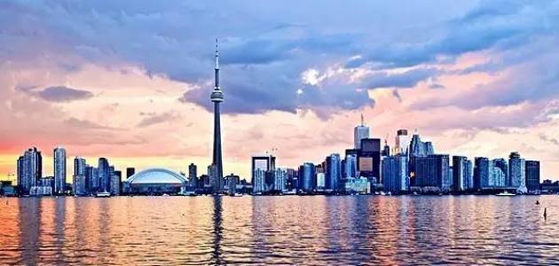 مدينة تورنتو بكندا موقع مصادر