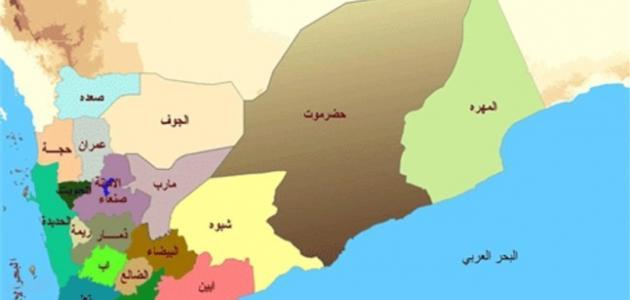 ماذا يحد اليمن من الشمال موقع مصادر