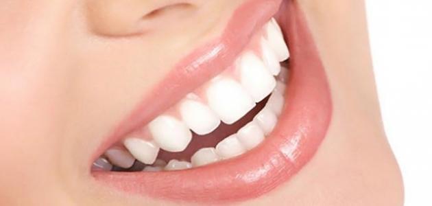 كيف أحصل على أسنان بيضاء