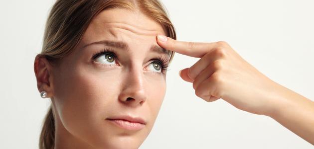 كيف تعالج بشرة الوجه
