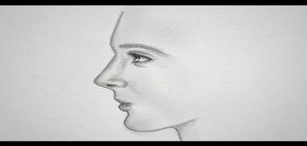 كيف أتعلم رسم الوجه