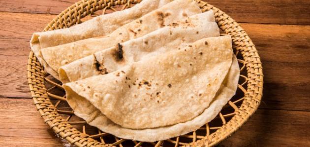 عمل الخبز الهندي موقع مصادر